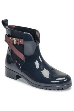 Bottes Tommy Hilfiger TH HARWARE RUBBER BOOTIE(98473940)