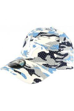 Casquette enfant Hip Hop Honour Casquette baseball enfant camouflage bleu Kolt 7 a 12 ans(88612872)