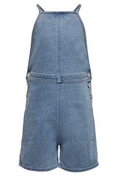 ONLY Jeans Playsuit Damen Blau(117690866)