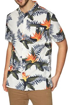 Quiksilver Poolsiders Kurzarmhemd - Snow White Poolslider(111132567)