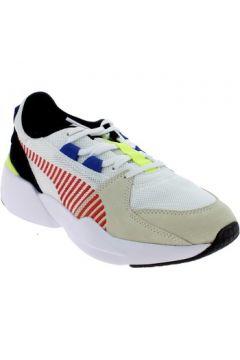 Chaussures Puma ZETA SUEDE BIANCHE(98503424)
