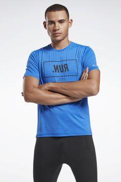 Reebok FK6570 One Series Running ACTIVCHILL Erkek T-Shirt(125087320)