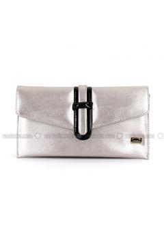 Silver tone - Shoulder Bags - Silver Polo(110324405)