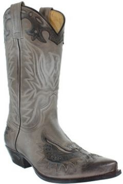 Bottes Sendra boots Santiags en cuir ref_sen26373(101614882)