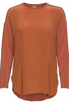 Nodo Bluse Langärmlig Orange MAX MARA LEISURE(114152123)