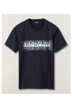T-shirt Napapijri N0YIEI SELE(115628700)