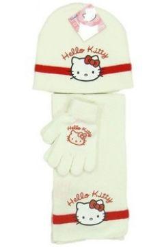 Bonnet enfant Hello Kitty Ensemble bonnet / gants / écharpe(98528270)