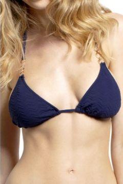 Maillots de bain Melissa Odabash Haut de Bikini Navy - Anguilla(101593891)