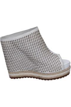 Bottines Femme Plus sandales blanc cuir BT831(115442921)