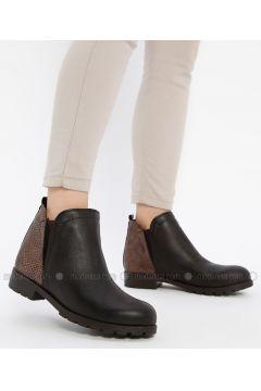 Black - Brown - Boot - Boots - Shamdan(110334589)