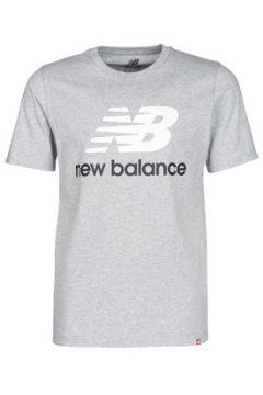 T-shirt New Balance STACKED LOGO TEE(115408464)