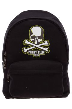 Men's nylon rucksack backpack travel skull(118299114)