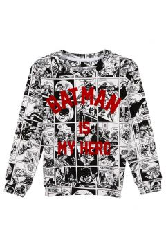 Sweatshirt Batman Is My Hero(117934267)