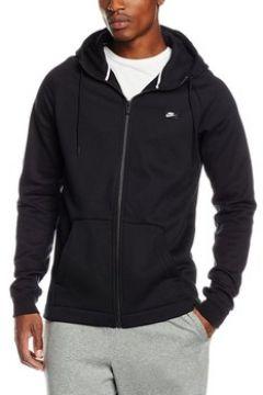 Sweat-shirt Nike M NSW MODERN HOODIE GIACCHETTO NERO(115476726)