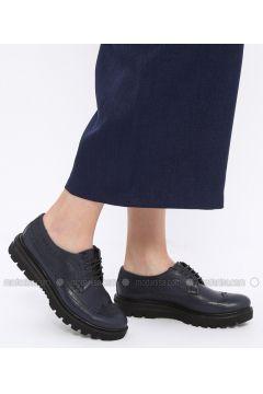 Navy Blue - Casual - Shoes - Gezer(110328636)