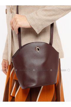 Maroon - Shoulder Bags - Koton(110322197)