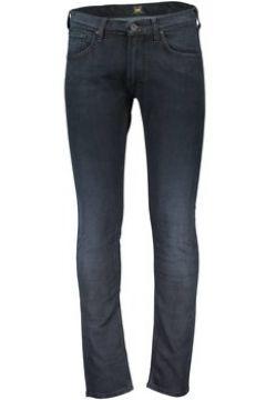 Jeans Lee L719AAEC LUKE Denim Jeans Homme BLEU(115587601)