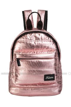 Pink - Backpacks - Fudela(110321070)