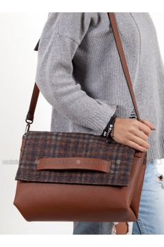 Tan - Shoulder Bags - Efem(110340282)