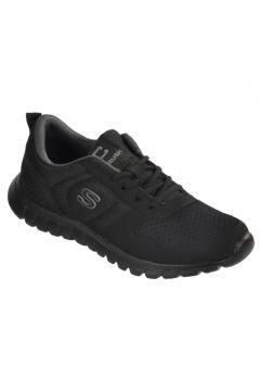 Crush 602 Siyah Spor Ayakkabı(110937965)