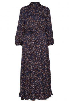 Haylin Maxikleid Partykleid Blau MUNTHE(114163714)