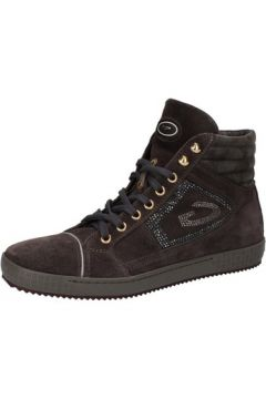 Chaussures Guardiani sneakers gris daim AE828(88516723)
