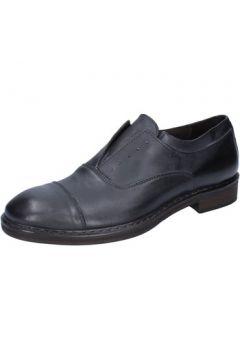 Chaussures Cesare Maurizi élégantes gris cuir BX516(115442571)