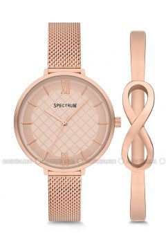Silver Tone - Watch - Spectrum(110336190)