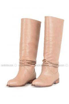 Cream - Boot - Boots - Vocca Venice(110340622)