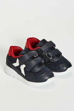 Bebek Erkek Bebek Cırtcırtlı Sneaker(127518495)