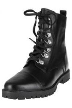 Schnürstiefelette Schnür-Boots COX schwarz(116755225)