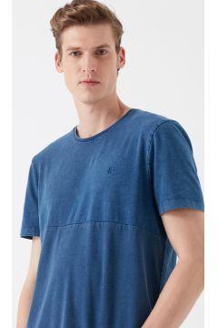 Mavi İndigo Basic T-Shirt(113999110)