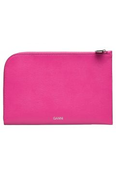 Pouch Bags Card Holders & Wallets Wallets Pink GANNI(116334715)