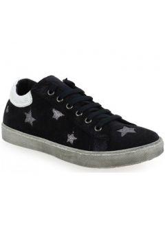 Chaussures enfant Reqin\'s Basket Sullivan mix peau(98521923)