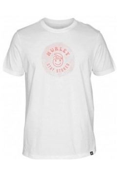 T-shirt Hurley Camiseta Icon Slash(115543656)