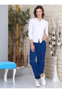 Saxe - Pants - Night Blue Collection(110316721)