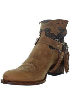 Bottes Sendra boots Bottes Deborah en cuir ref_sen43699 Marron(88527732)