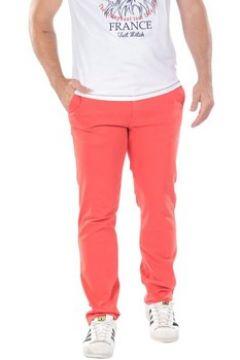 Chinots Ruckfield Pantalon Chino Rouge(115404307)