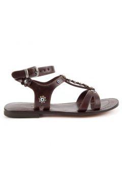 İloz Kadın Kahverengi Sandalet(124641729)