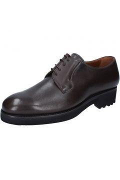 Chaussures Alexander élégantes marron (brun foncé) cuir BY450(115394084)