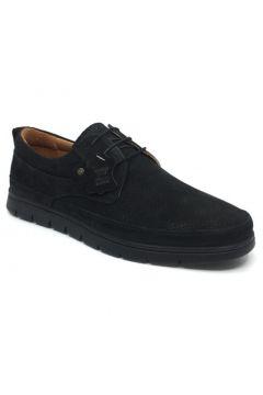 Forza Erkek Siyah Nubuk Taşpınar 0 Deri Ortopedik Yazlık Ayakkabı 40-45(118053097)