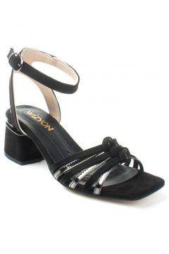 Wizyon Kadın Nova Alçak Topuklu Ayakkabı Arkası Açık Küt Burun(116843647)