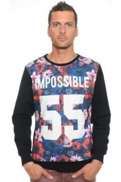 Sweat-shirt Celebry Tees Sweat Homme Col Rond Impossible 003(115454968)