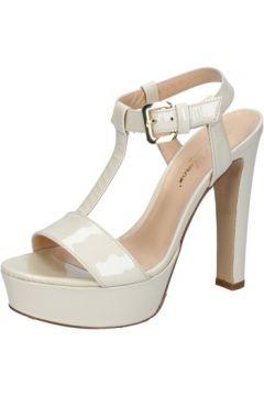 Sandales Mi Amor sandales beige cuir verni BY163(115400967)