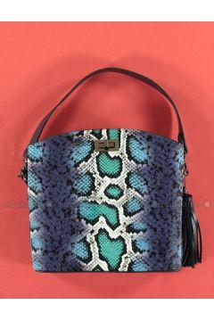 Blue - Shoulder Bags - Marjin(110338059)