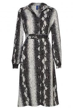Polly Dress Kleid Knielang Bunt/gemustert RÉSUMÉ(114163773)