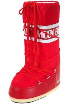Bottes neige Tecnica Nylon rouge moon boot(127855210)