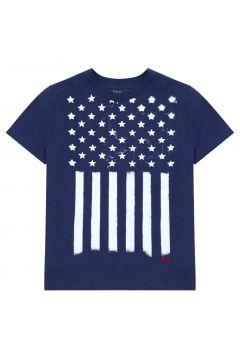 T-Shirt Flagge Sterne(113872043)