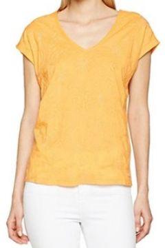 T-shirt Napapijri Shalvina Maglia Arancione(115439155)