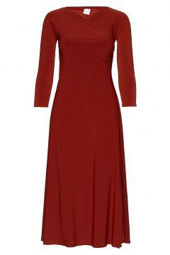 Skipper Kleid Knielang Rot MAX MARA LEISURE(114163498)